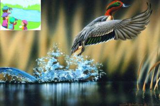 Bird watching course